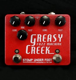 Stomp Under Foot USED Stomp Under Foot Greasy Creek Fuzz Machine (012)