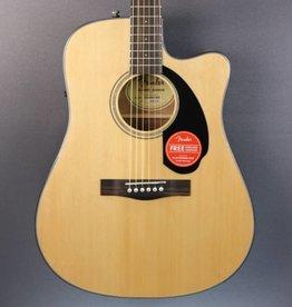 Fender DEMO Fender CD-60SCE - Natural (115)