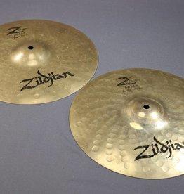"""Zildjian USED Zildjian Z Custom 13"""" Hi Hats (626)"""