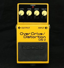 Boss USED Boss OS-2 Overdrive/Distortion (113)