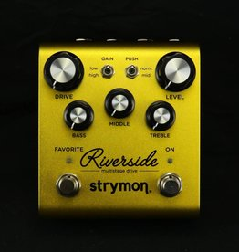 Strymon USED Strymon Riverside Multistage Drive (023)