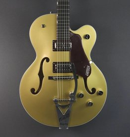Gretsch DEMO Gretsch G6118T-135 LTD 135th Anniversary Casino Gold/Dark Cherry Metallic (523)