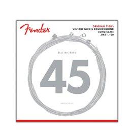 Fender Fender Original 7150's Pure Nickel Roundwound Bass Guitar Strings