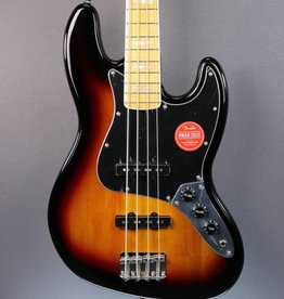 Squier DEMO Squier Vintage Modified Jazz Bass '77 - 3-Color Sunburst (120)