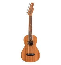 Fender NEW Fender Mino'Aka Concert Ukulele - Natural (318)