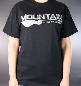 MME MME Worn Logo T-Shirt Black Medium