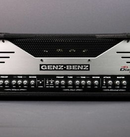 Genz Benz USED Genz Benz El Diablo 100 Head (665)
