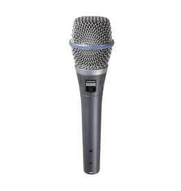 NEW Shure Beta 87A Dynamic Instrument Microphone