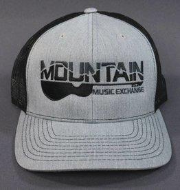 MME Trucker Hat - Heather Grey/Black