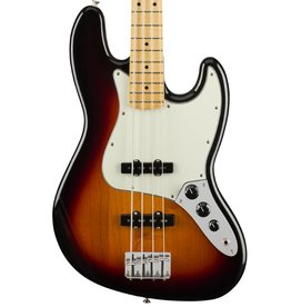 Fender NEW Fender Player Jazz Bass - 3 Tone Sunburst (025)