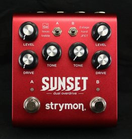 Strymon USED Strymon Sunset Dual Overdrive (093)