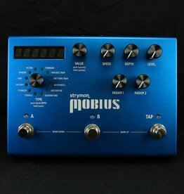 Strymon USED Strymon Mobius Multidimensional Modulation (131)