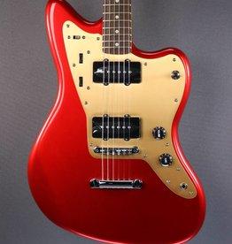 Squier DEMO Squier Deluxe Jazzmaster ST - Candy Apple Red (657)