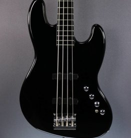 Squier DEMO Squier Deluxe Jazz Bass Active IV - Black (730)