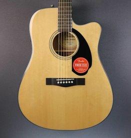 Fender DEMO Fender CD-60SCE - Natural (617)
