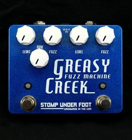 Stomp Under Foot USED Stomp Under Foot Greasy Creek Fuzz Machine (015)