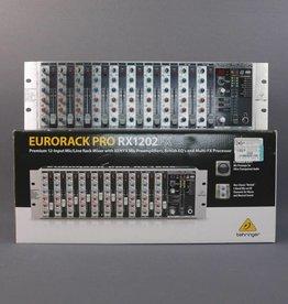 Behringer USED Behringer Eurorack Pro RX1202FX (486)