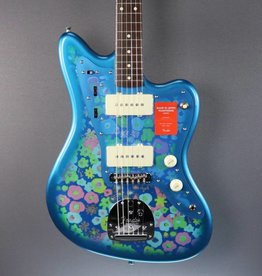 Fender NEW Fender Traditional 60's Jazzmaster - Blue Flower (179)