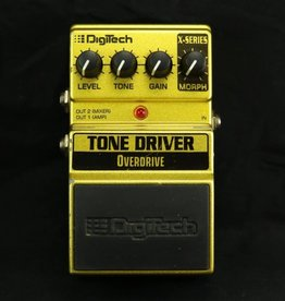 Digitech USED DigiTech Tone Driver - Overdrive (878)
