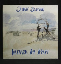 Local Music Donnie Bowling - Western: The Reset (CD)