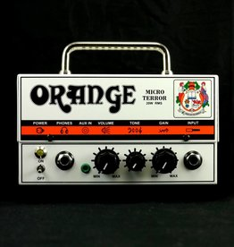 Orange USED Orange Micro Terror Head (014)