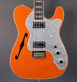 Fender NEW Fender Limited Edition Tele Thinline Super Deluxe - Orange (360)