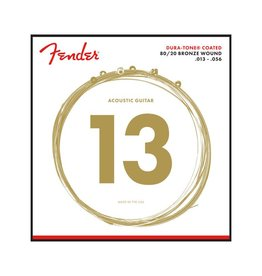 Fender Fender 880M Dura-Tone 80/20 Coated - .013-.056