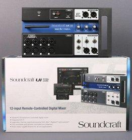 Soundcraft USED Soundcraft Ui12 Remote-Controlled Digital Mixer (217)