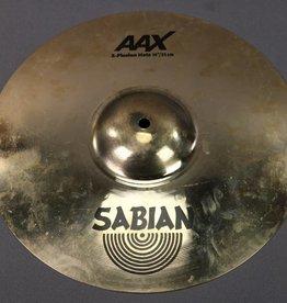 """Sabian USED Sabian 14"""" AAX X-Plosion Hi-Hats (403)"""