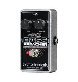 Electro-Harmonix NEW Electro Harmonix Bass Preacher