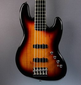 Squier DEMO Squier Deluxe Active Jazz Bass V (962)