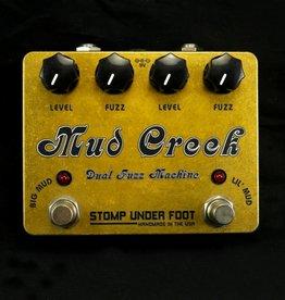 Stomp Under Foot USED Stomp Under Foot Mud Creek Dual Fuzz Machine (007)