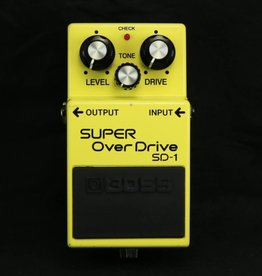 Boss USED Boss SD-1 Super OverDrive (846)