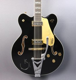 Gretsch NEW Gretsch G6120TB-DE Duane Eddy 6-String Bass - Black Pearl (370)