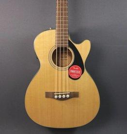 Fender DEMO Fender CB-60SCE Bass - Natural (149)
