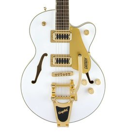Gretsch NEW Gretsch G5655TG Limited Edition Electromatic Center Block Jr - Snow Crest White