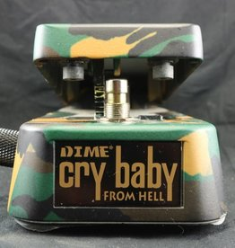 Dunlop USED Dunlop Dime Crybaby From Hell (496)
