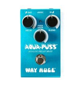 MXR NEW Way Huge Smalls Aqua Puss Analog Delay