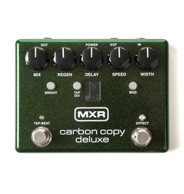 MXR NEW Dunlop MXR Carbon Copy Deluxe