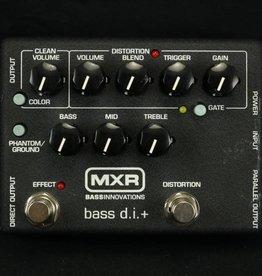 Dunlop USED Dunlop MXR Bass DI + (353)