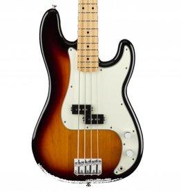 NEW Fender Player Precision Bass - 3-Color Sunburst (637)