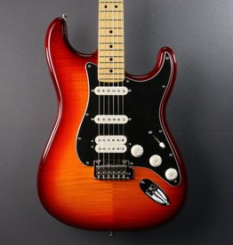 Fender DEMO Fender Player Stratocaster HSS Plus Top - Aged Cherry Burst (860)