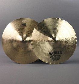 "Sabian USED Sabian 14"" HH Remastered X-Celerator Hats (943)"
