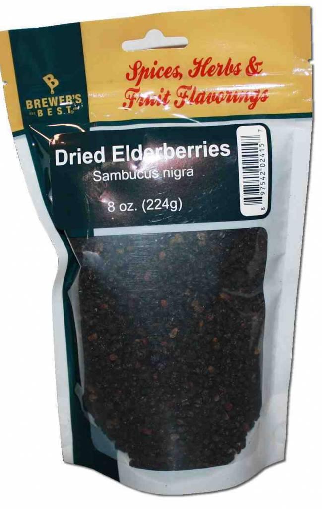 Brewers Best Elder-Berries 8 oz