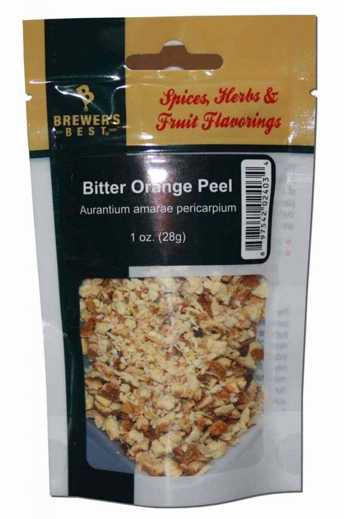 Brewers Best Bitter Orange Peel 1 oz
