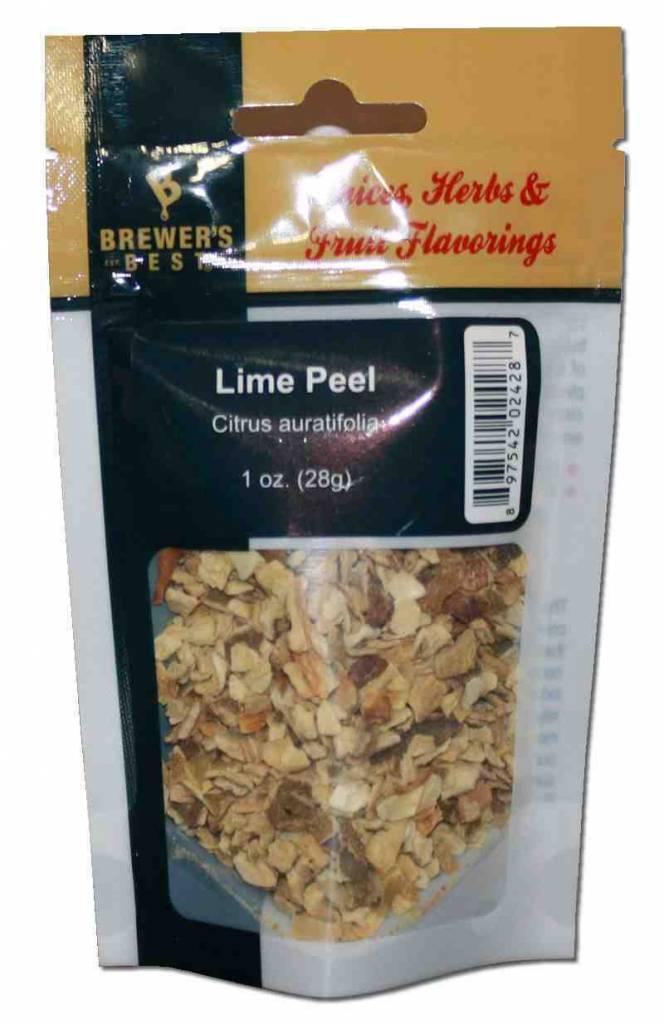 Brewers Best Lime Peel 1 oz