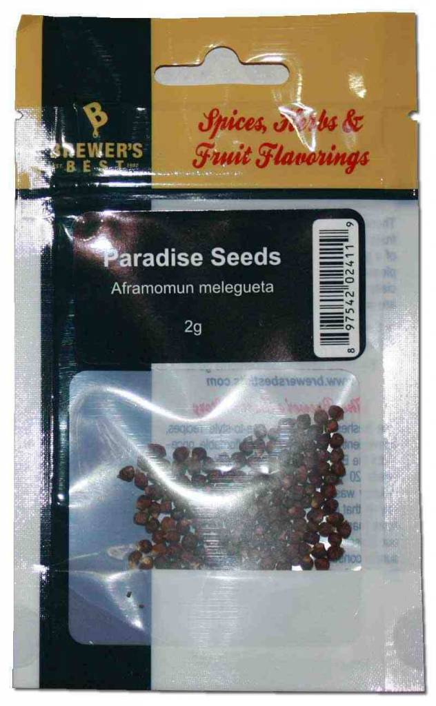 Brewers Best Paradise Seeds 2 g