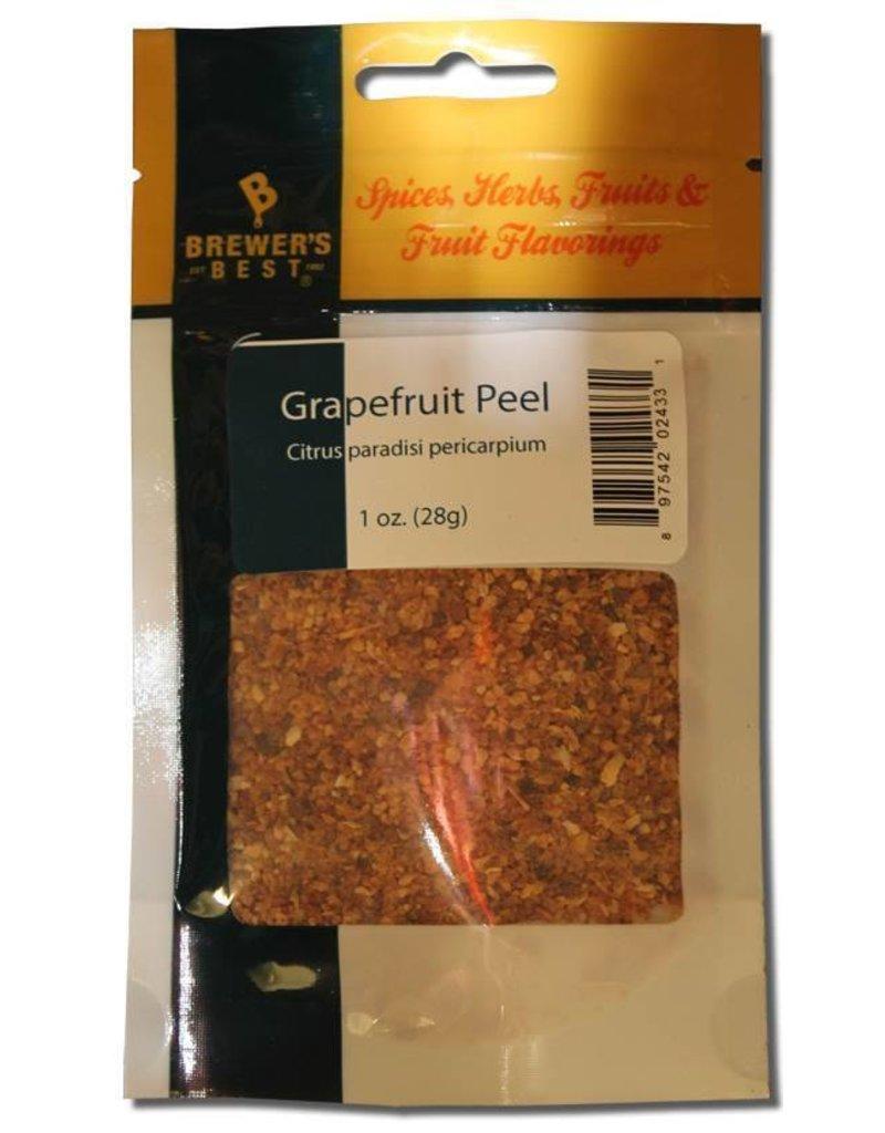 Brewers Best Grapefruit Peel 1 oz