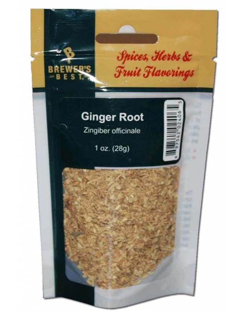 Brewers Best Ginger Root 1 oz