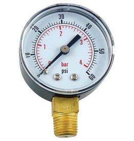 Foxx Equipment Company Regulator Gauge (30 lb)